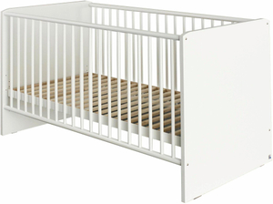 Modern Design Baby Crib in Pine Wood